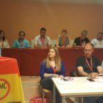 La nueva Comisión Ejecutiva de FeSMC-UGT en Aragón, elegida por el 78,62% de los delegados, será liderada por su secretario general, Pepe Jimeno Ostáriz