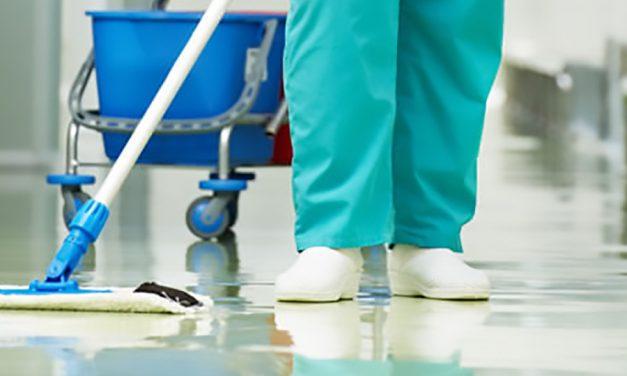 La Administración pública insiste en deteriorar la calidad de los servicios de limpieza en tiempos de pandemia